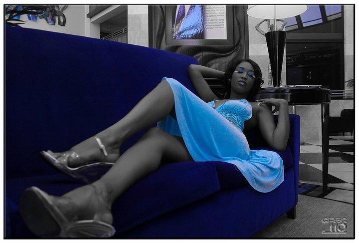 Female model photo shoot of Tiffani LaReaux