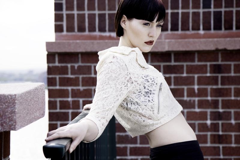 Female model photo shoot of Meagan Lee Farrell by Mustafa Unsal, makeup by N V C B