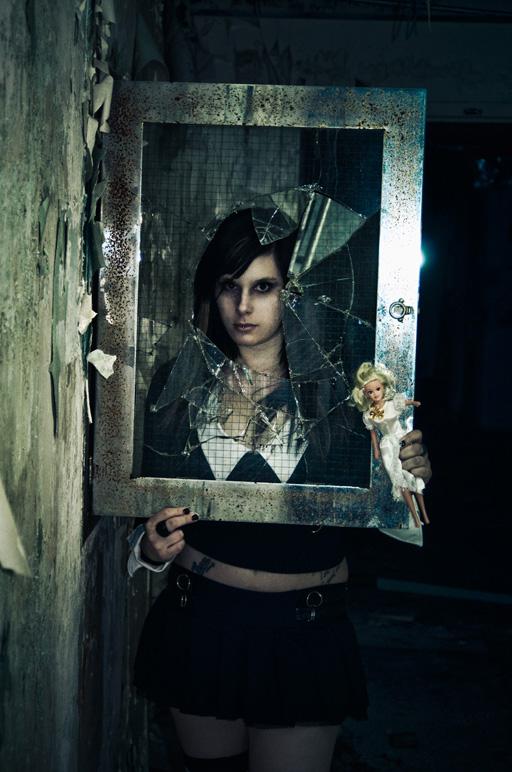 Female model photo shoot of Ashli Kerrigan in Windsor, on
