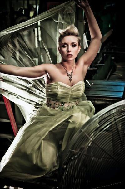 CT/Model: Valerie Drachova May 10, 2010
