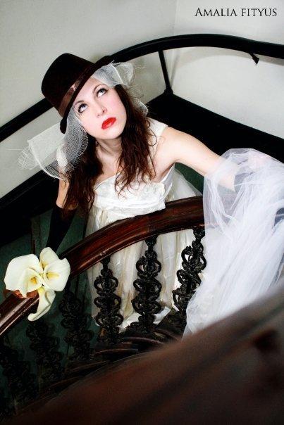 Female model photo shoot of Bianca Bachinger Healey