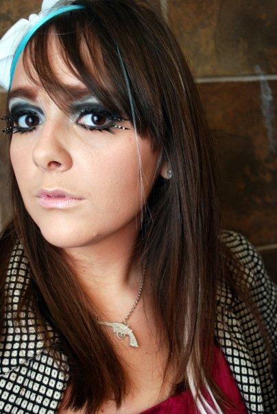 Female model photo shoot of Kate Toney by Aaron James Godwin