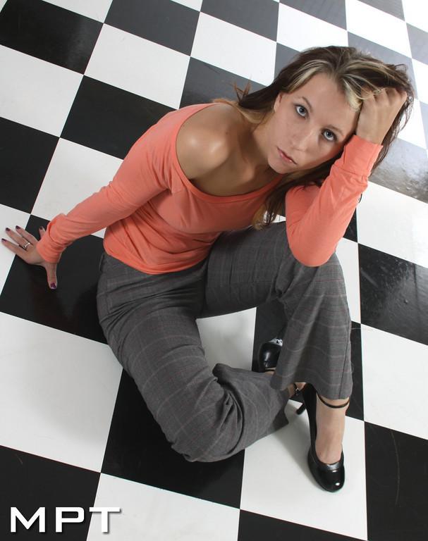 Female model photo shoot of Kristyn Z