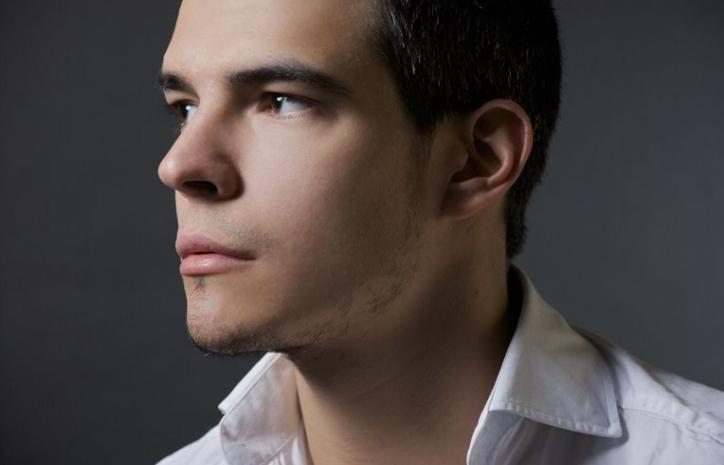 Male model photo shoot of Pat Swan