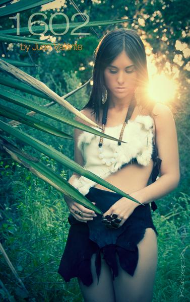 Austin, TX May 13, 2010 Kalospix (c) 2010 Pocahontas, model - Taelor Russel