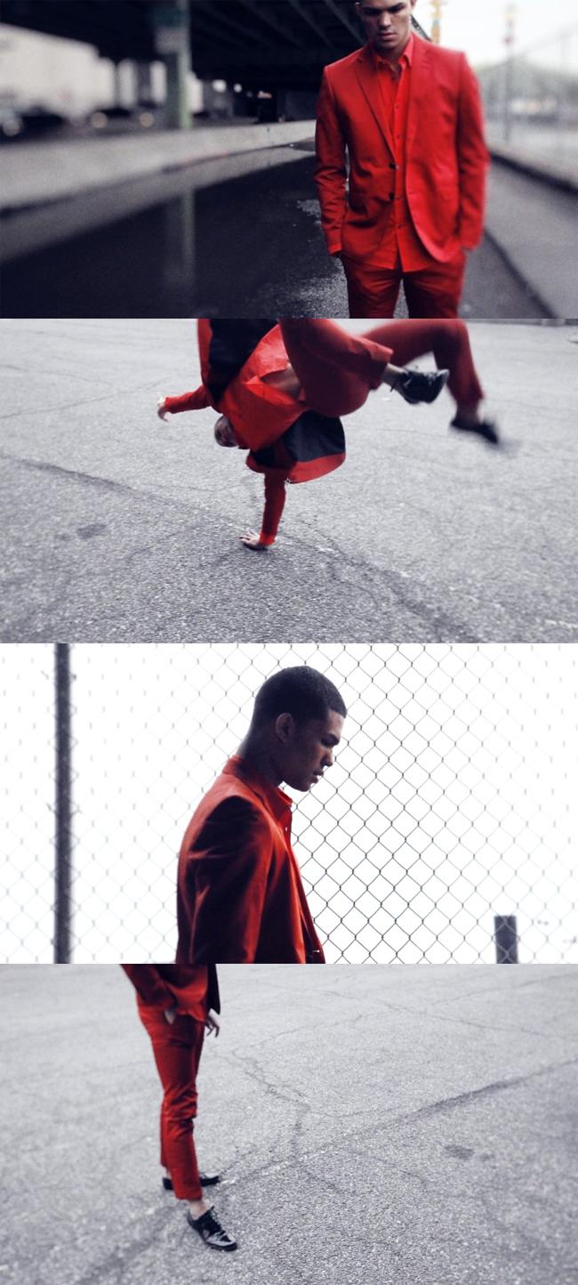 nyc May 14, 2010 Charlie Wan RED