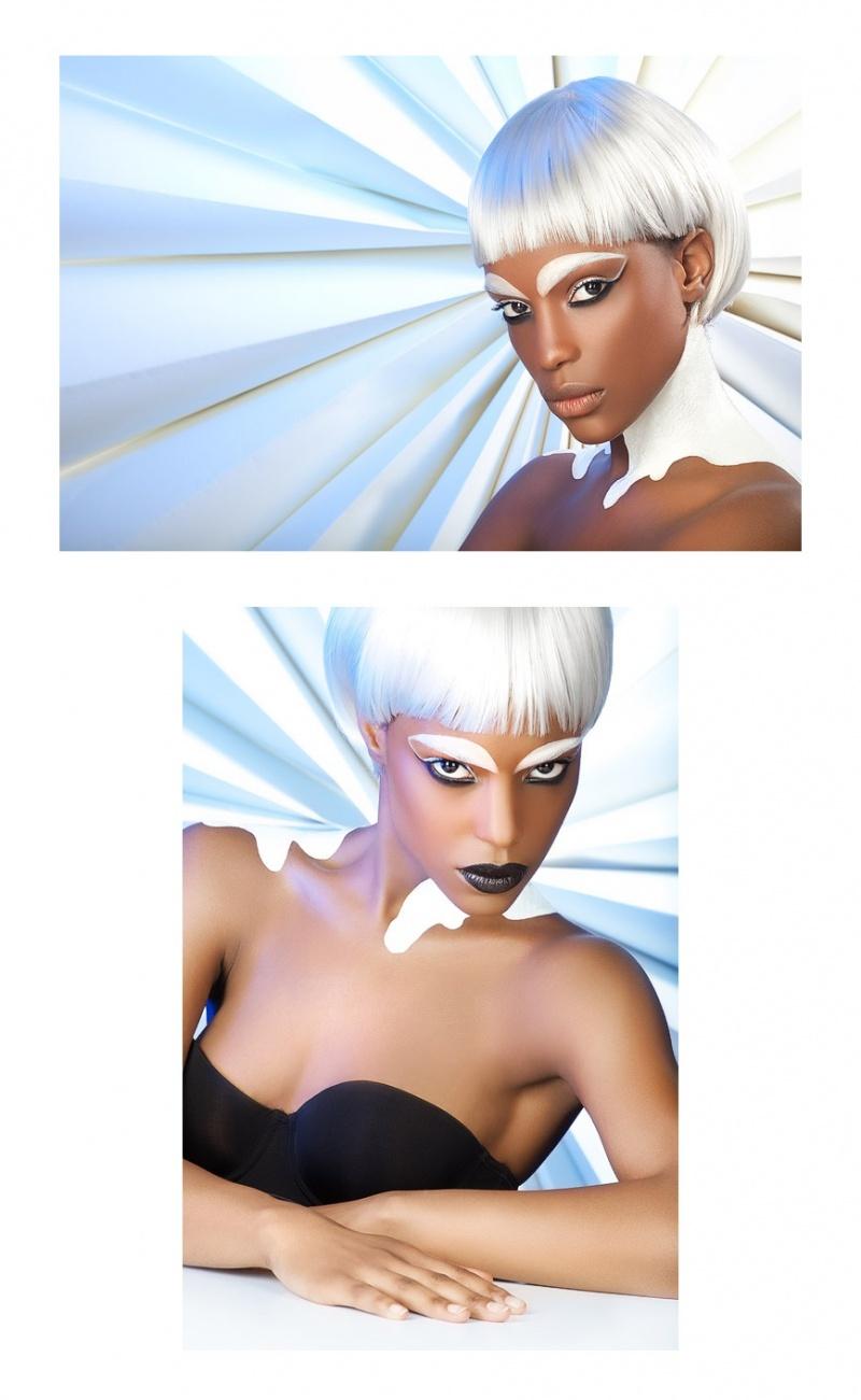 Nootdorp; NL May 14, 2010 www.larysadodz.com Model: Shantinella Mariano / Ph: Larysa Dodz / Make-up & Hair: Francisca Marcella