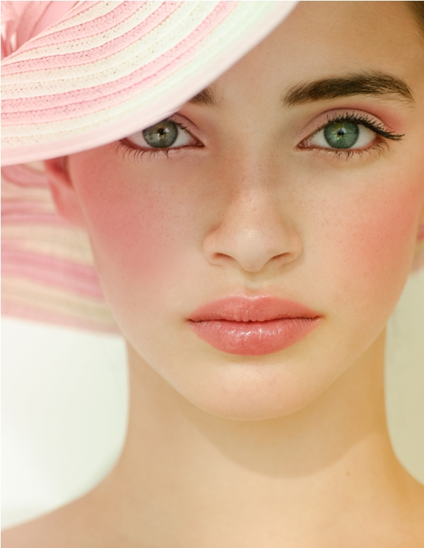 May 14, 2010 Photographer Anna Gunselman Allegra @ Elite Model Management