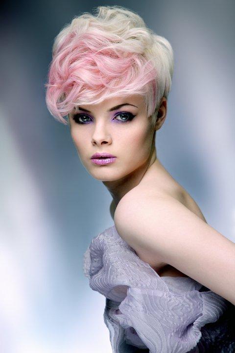 Manchester. May 14, 2010 Finalist Wella Trend Vision Award 10. (K2 Hair Salon Shrewsbury)