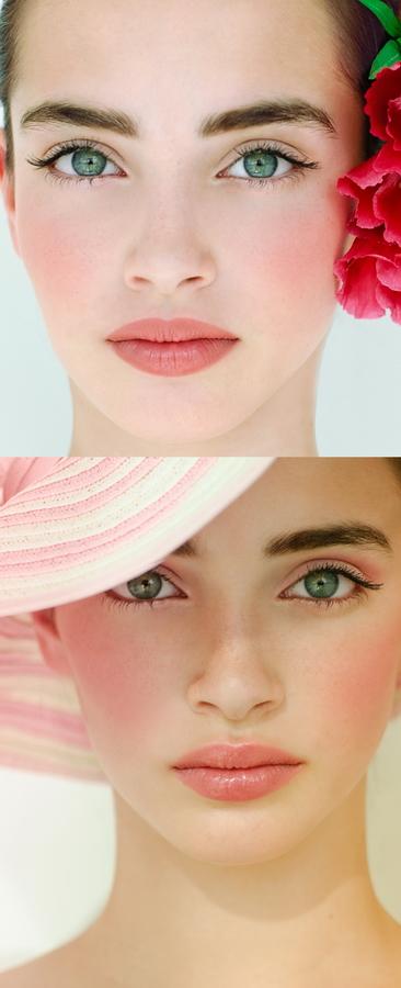 May 14, 2010 makeup Yuliya Nova