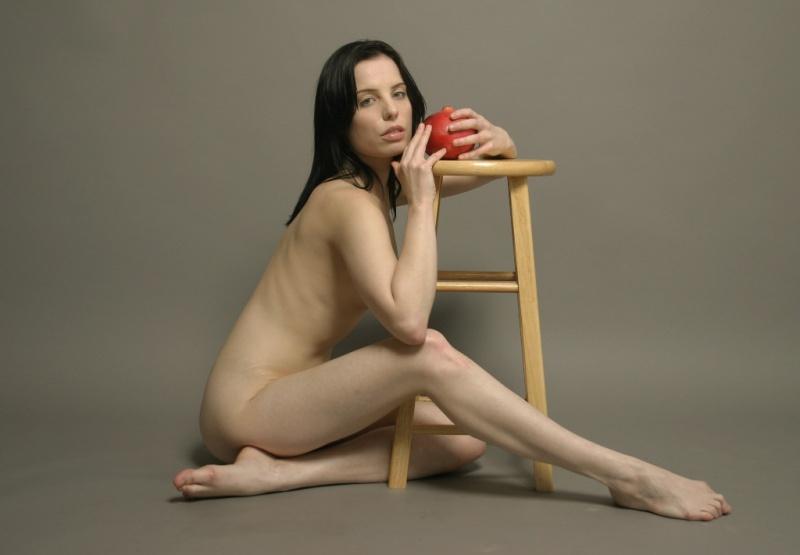 Studio May 15, 2010 David Carrington Pamela Mars - Persephone and pomegranate