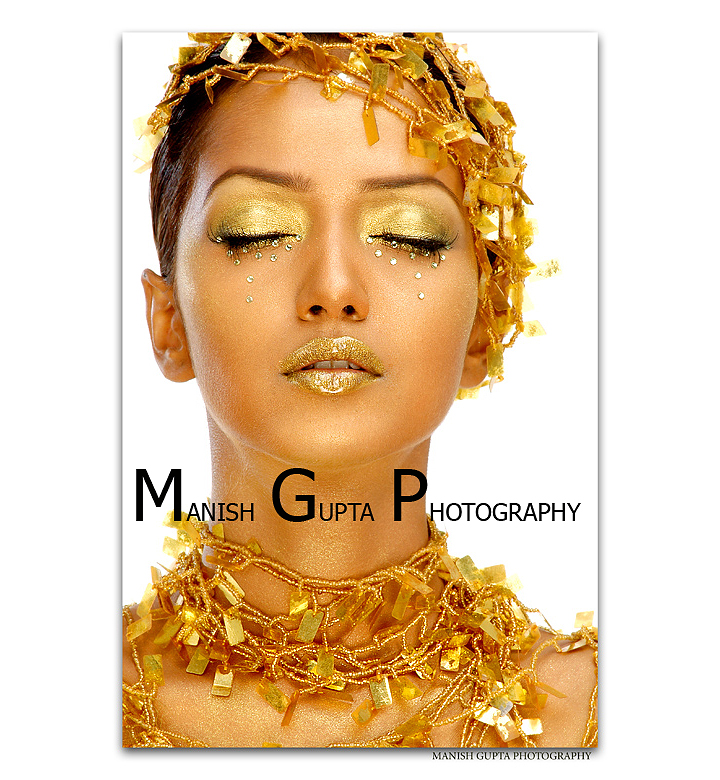 MANISH GUPTA STUDIO May 16, 2010 MANISH GUPTA model garimas gold look