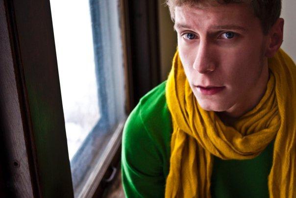 Male model photo shoot of Richard Cole by Daniel Zamarripa in Eau Claire, WI