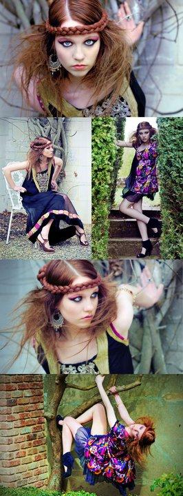 May 20, 2010 Joanna Krause Rosie Hannah D- model Dorota Nowacka- hair, Maria Tuku-Eweka- make up, KMMK Designs