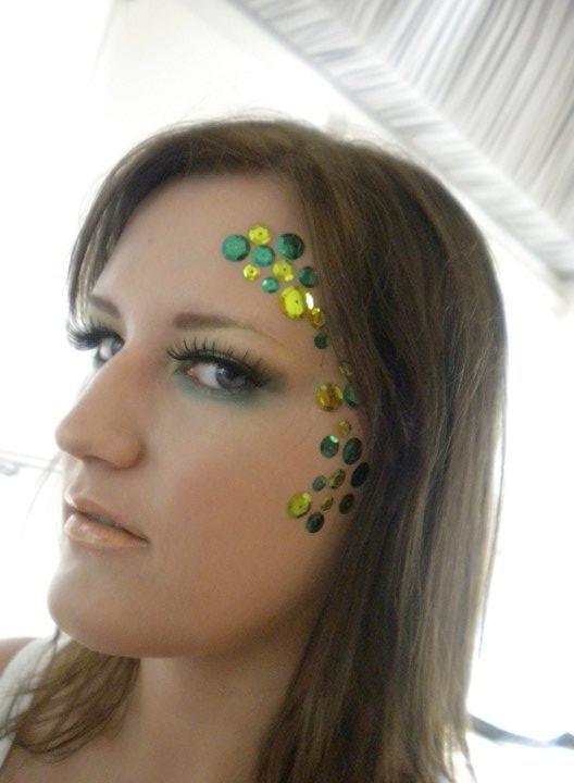 Female model photo shoot of Elegant Colors in Hollywood