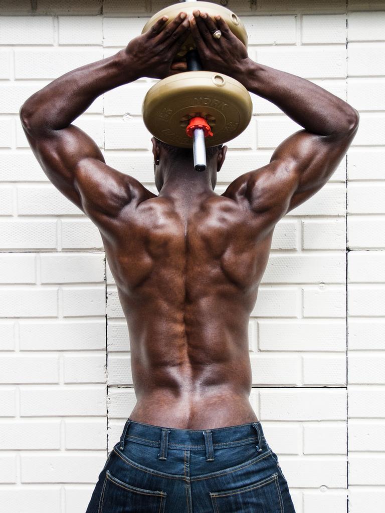 Male model photo shoot of gus a by Kraizie Kat