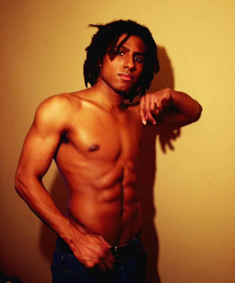 Male model photo shoot of Joaquin Bingham