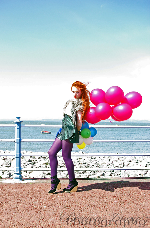 Female model photo shoot of Precious Imagez