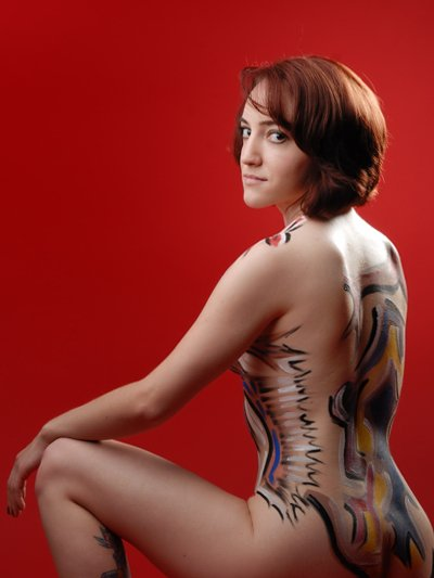 May 27, 2010 body paint