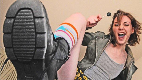 Female model photo shoot of Aimee -Phoenix- Garner by TinmanPhotos in Lafayette, IN