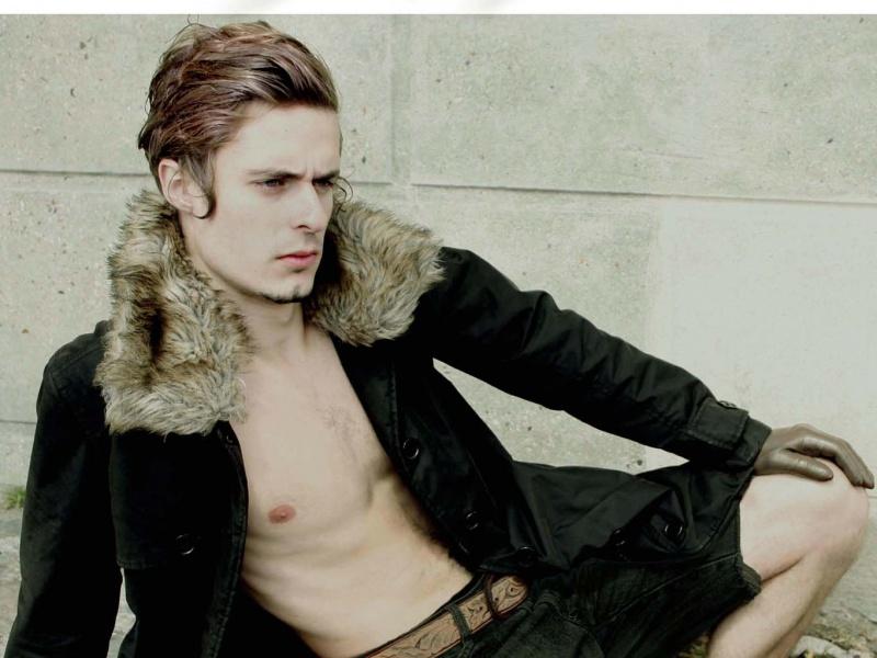 Male model photo shoot of Grandjean