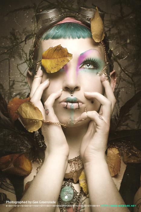 Female model photo shoot of Zephyr Elf by Gee Greenslade in Nuo Vogue Studio