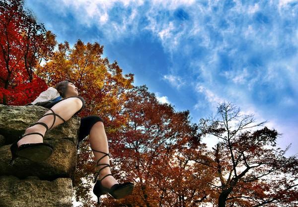 Male model photo shoot of Yangmo Lee