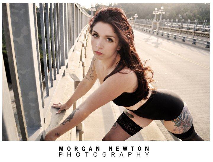 Female model photo shoot of Catrina Dacosta by Morgan Olivia Newton