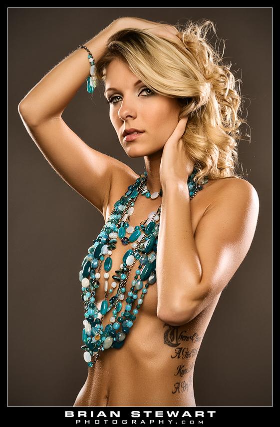 May 30, 2010 Brian Stewart Photography Model Tiffany. MUA/Hair by Tara Ward