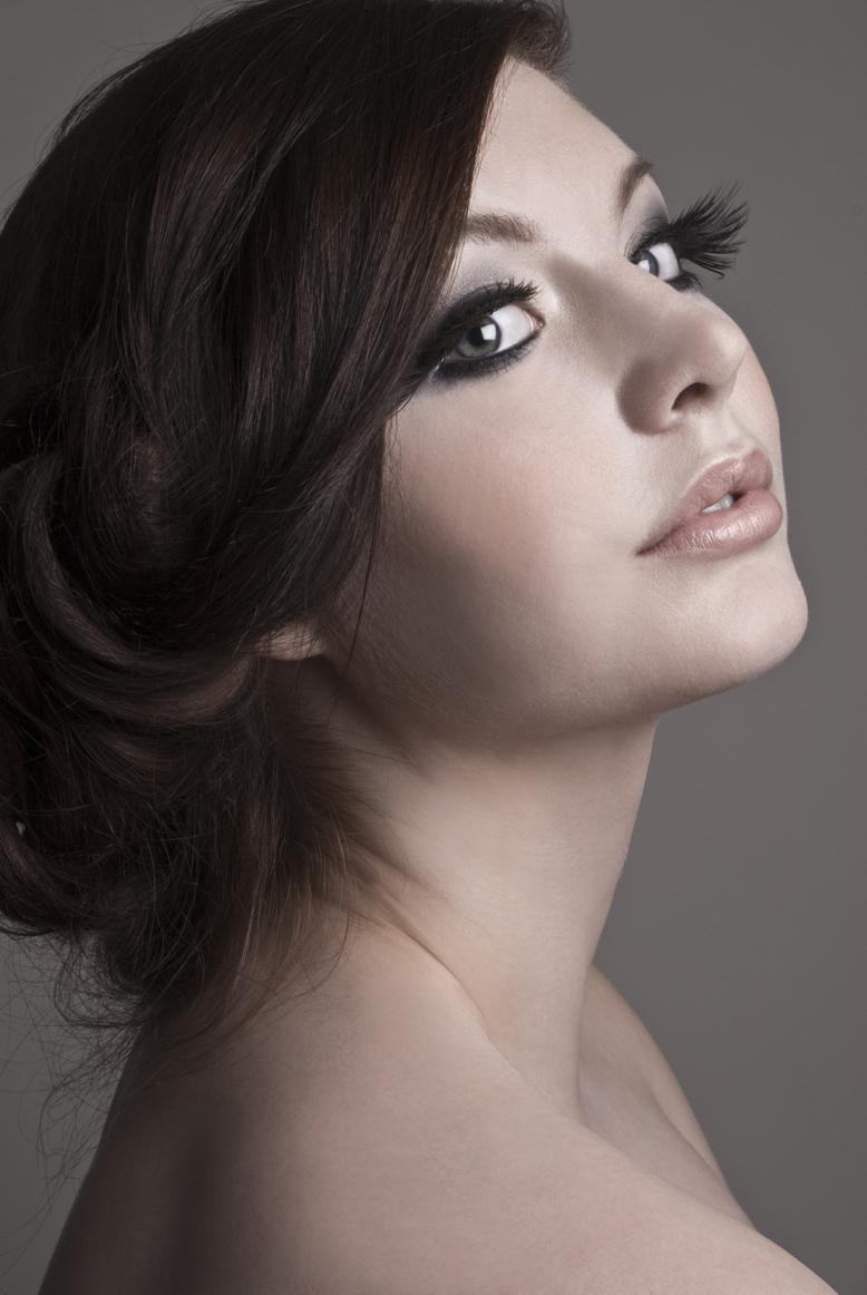 Female model photo shoot of Mcleod Wood