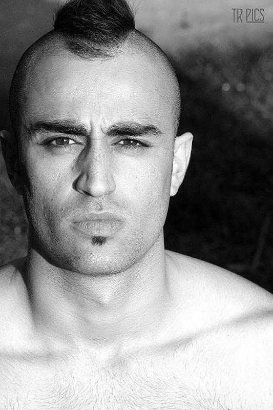 Male model photo shoot of Roham Da Mirz in Copenhagen