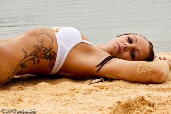 Female model photo shoot of Caitlynn OHara by TRD Photography