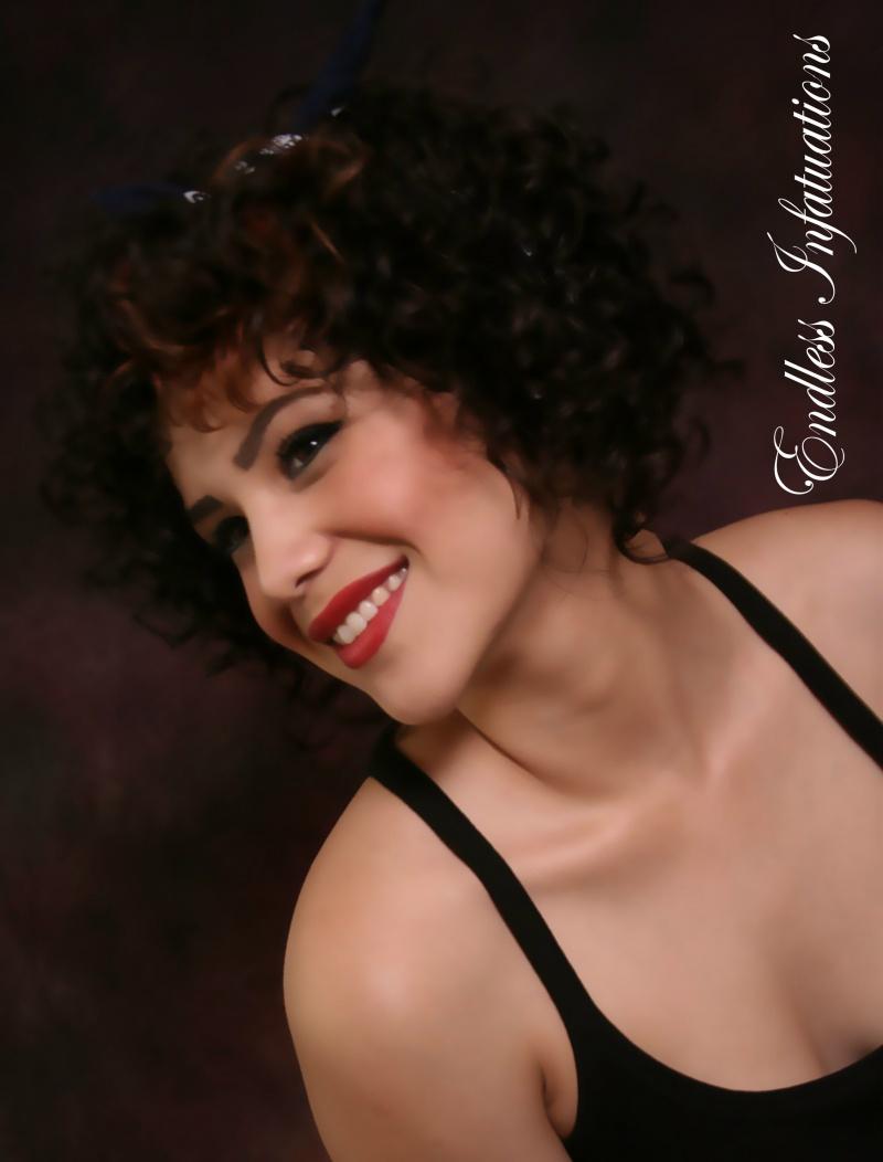 Female model photo shoot of Endless Infatuations