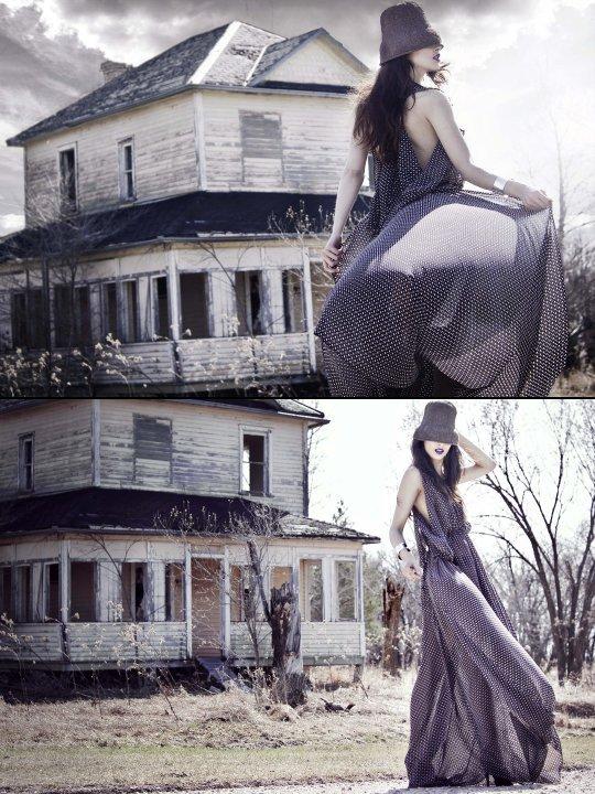 Ste. Elizabeth Jun 01, 2010 Brittany Alyse Photography Kamenawatamin Designs - Parachute Dress