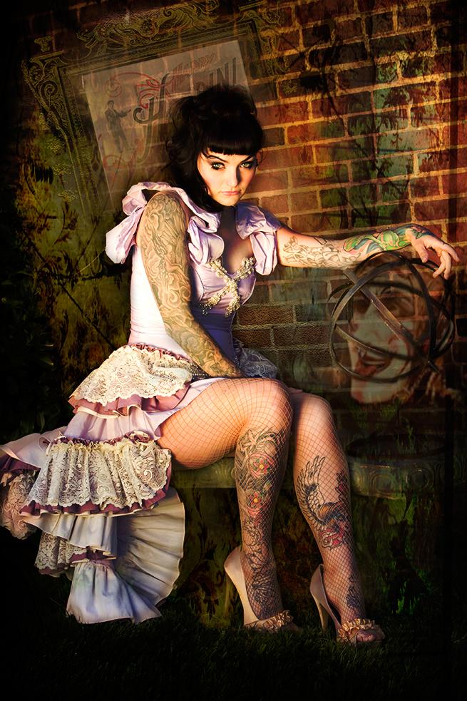 The House of Velvet Jun 03, 2010 Tracy Thornton 2010 Digital Art of the Day Winner May 2010