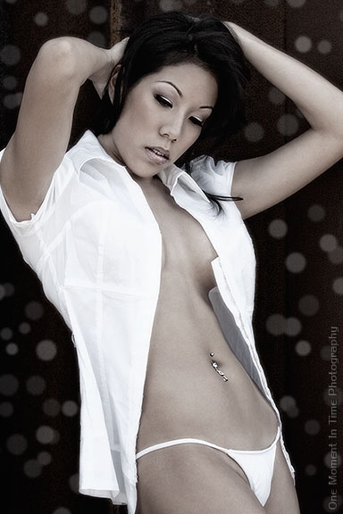 Female model photo shoot of Shayra Li by David S