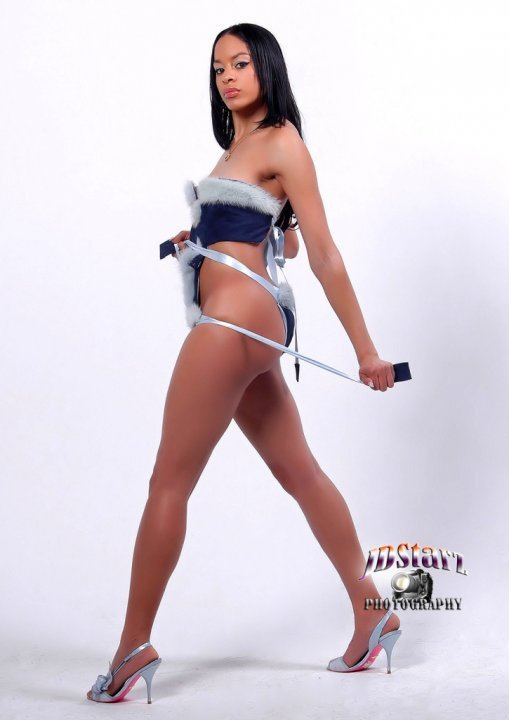 Female model photo shoot of Model Amore