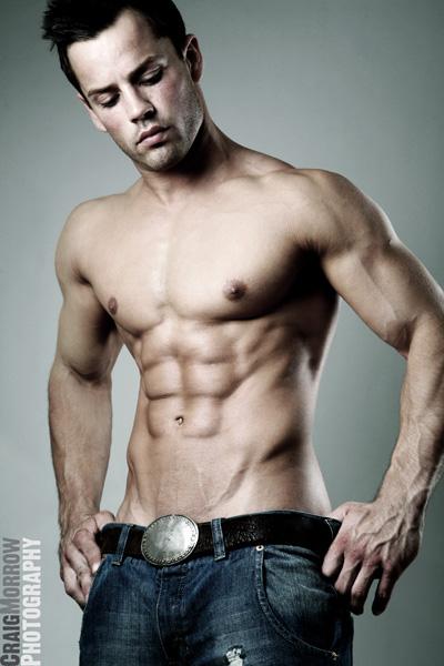 Male model photo shoot of marc burgum