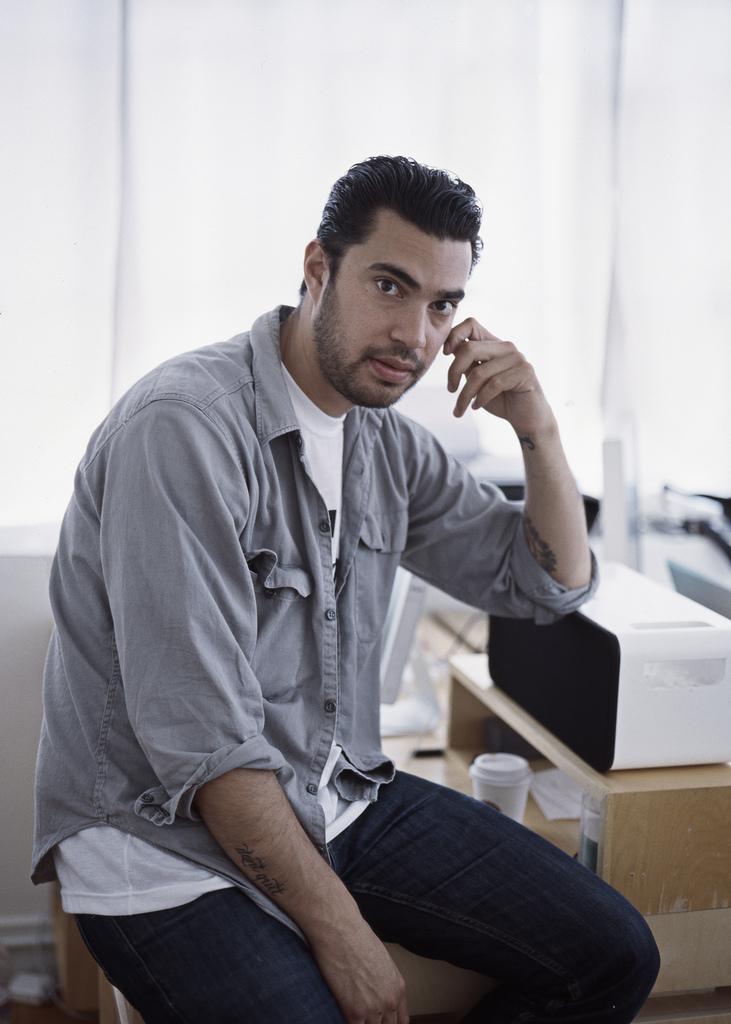 Male model photo shoot of Matt Davidson