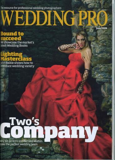 Scotland Jun 06, 2010 WeddingPro magazine Cover for WeddingPro magazine