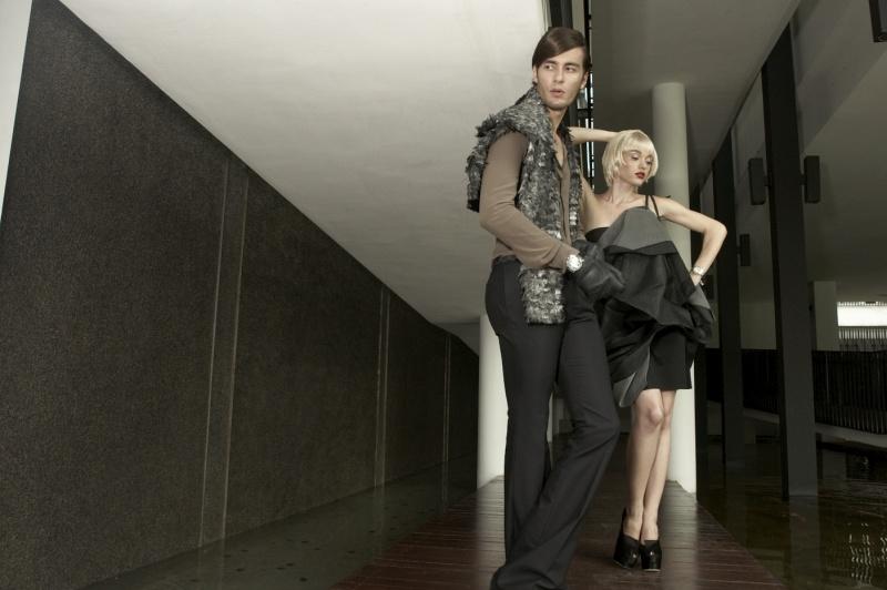 Male model photo shoot of missingmile