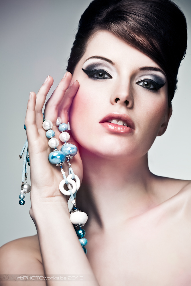 Jun 07, 2010 model:  Nathalie Fransen @ Models Office