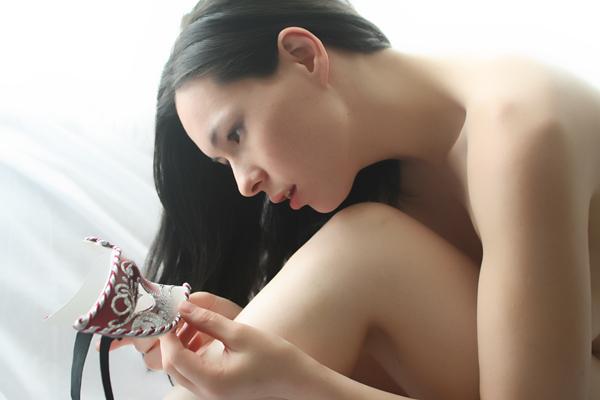 Male and Female model photo shoot of donmcmurray and Kai Yee in Edinburgh