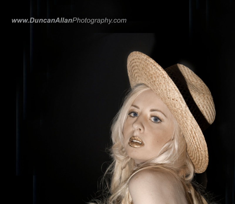 Male and Female model photo shoot of Duncan Allan and kelly upshall in Dorset