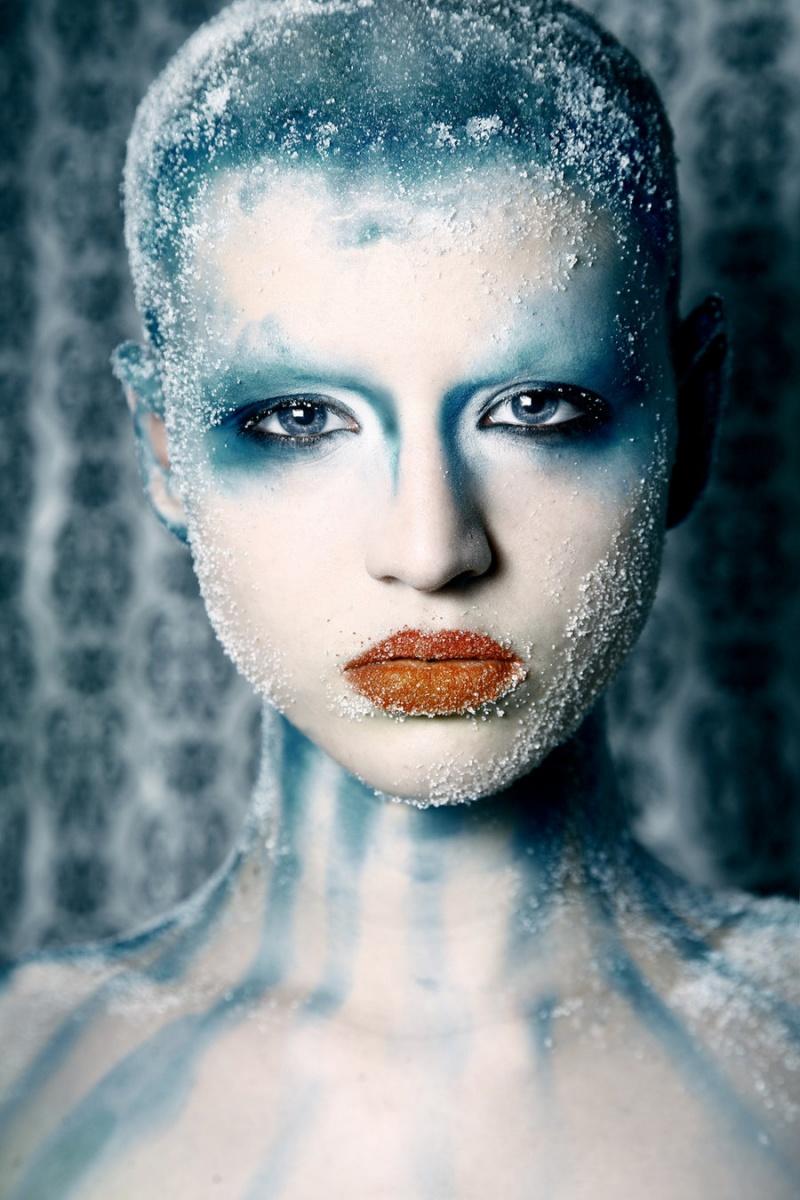 Jun 10, 2010 Make up and Photo by Kimothy