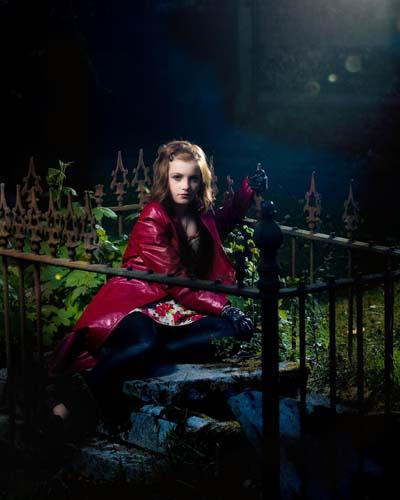 nr London Jun 10, 2010 Jo Barker Photography Vampire Shoot