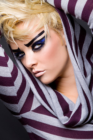 Female model photo shoot of Breann Rambo by J E W E T T, retouched by Elan Digital, makeup by didi_clark