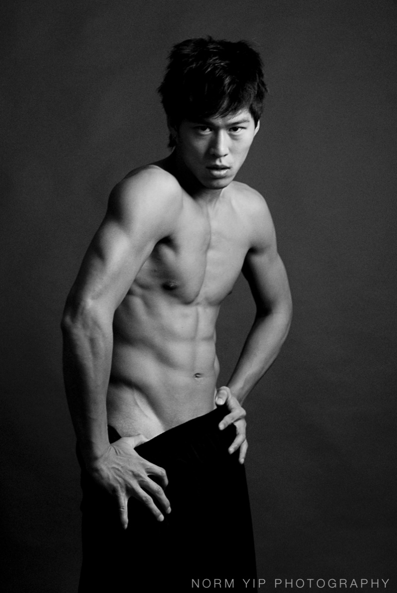 Male model photo shoot of Norm Yip Photography in Hong Kong