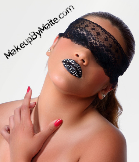 Jun 13, 2010 Makeup By Maite Bling Lips