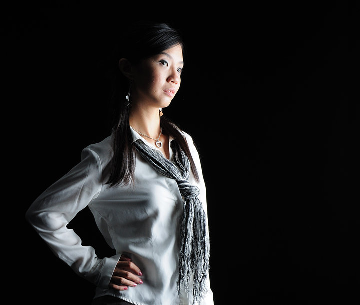 Female model photo shoot of Windflower in Kuala Lumpur